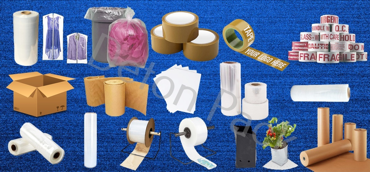 Packaging Materials Suppliers in Dubai