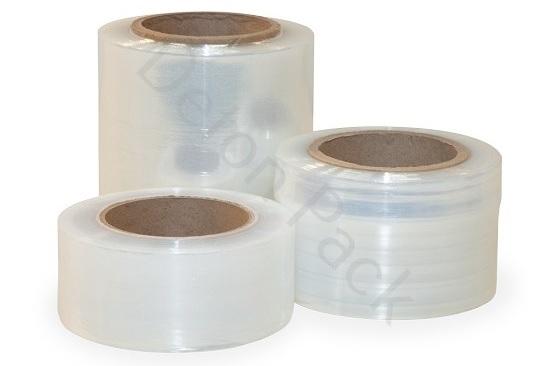 Bundling Small Stretch Wrapping Shrink Film Rolls