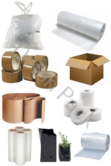 Packaging Materias Supplier in Dubai