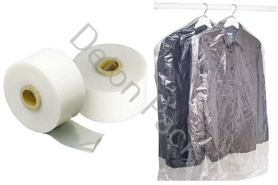 Plastic Laundry Bags, Plastic Laundry Rolls, Clear Laundry